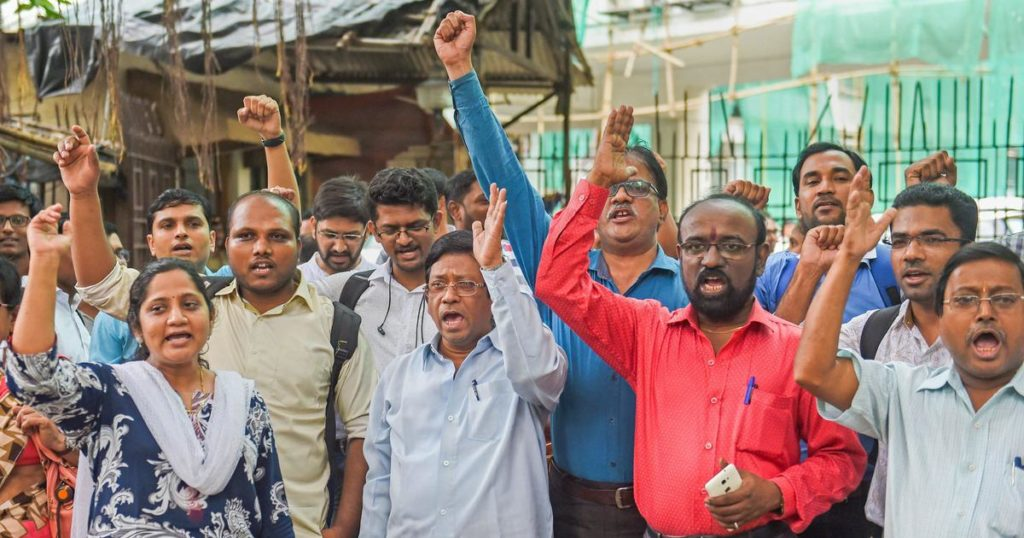 employees_protest_independentnews