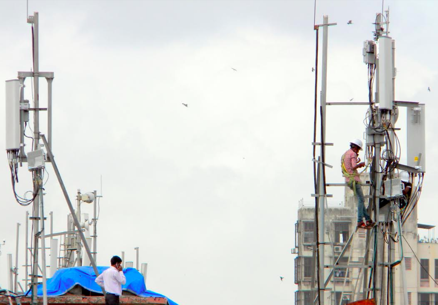 Mobile tower_india