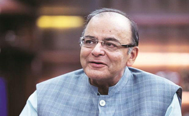 Minister of Corporate Affairs Arun jaitley