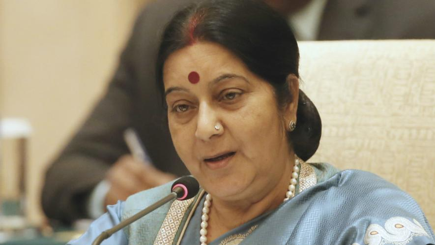 foreign minister_Sushma-Minister