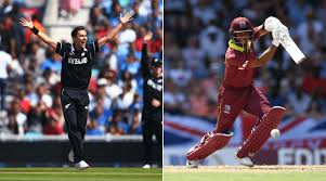 New Zealand v/s West Indies