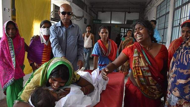 Death toll reached 130 encephilits