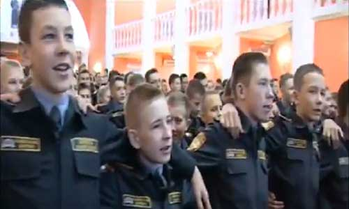 russian army viral video Ae watan