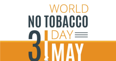 World No-Tobacco Day 2020