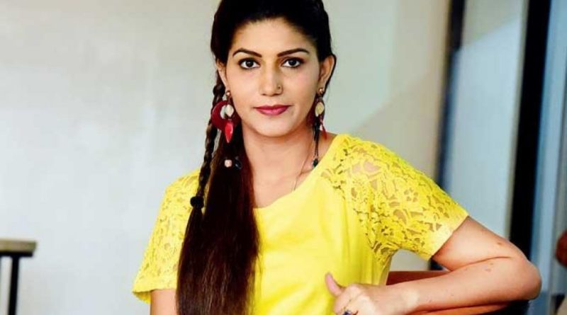 Sapna chaudhary new song