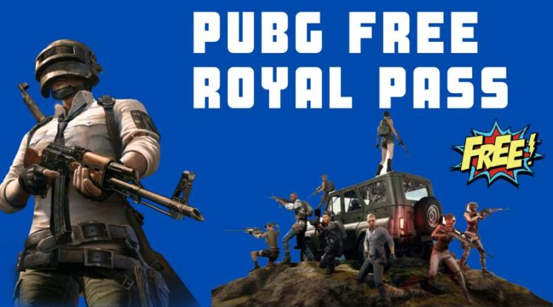 PUBG-FREE-ROYAL-PASS trick