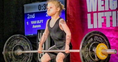 roryvanulft_Strongest girl in the world 2020
