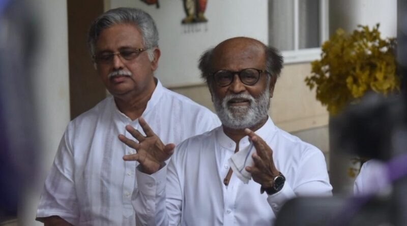 rajanikanth latest news