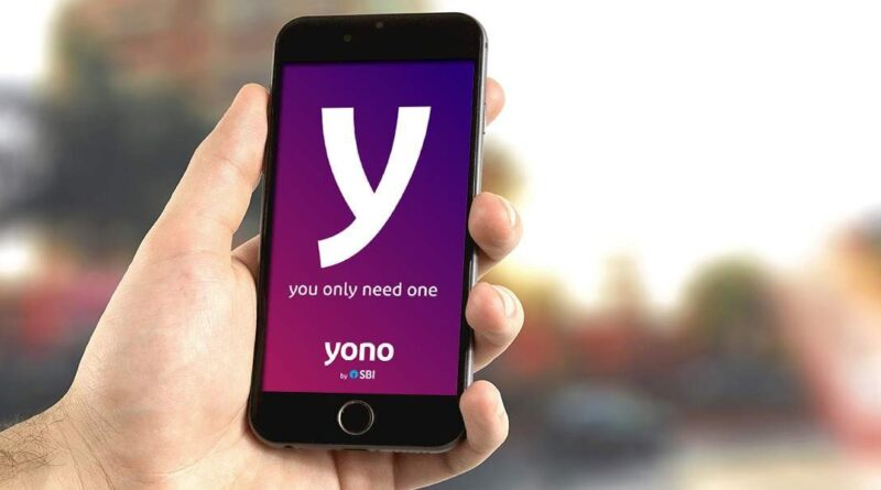 SBI Yono application