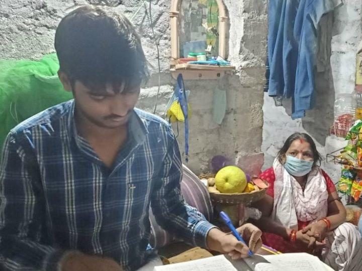 Anmol ahirwar : पिता चाय बेचते हैं और मां चलाती हैं पान की गुमटी, बेटे को मिला आईआईटी कानपुर में दाखिला 1